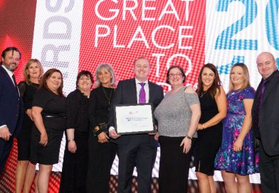 Leading construction firm Sammon Group recognised as one of Ireland's Best Places to Work