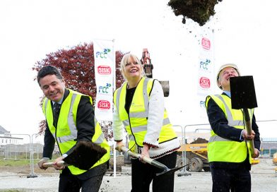 Sod turned on €220m building project in DIT Grangegorman