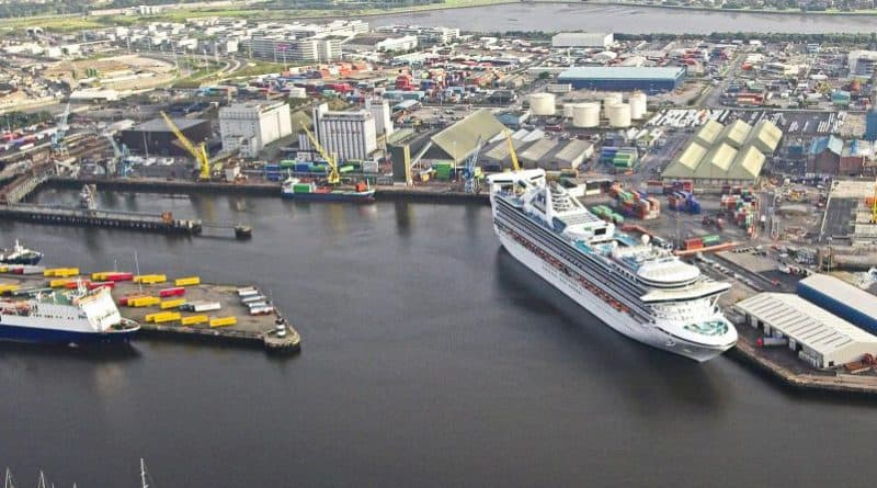 Dublin Port Company publishes reviewed draft Masterplan 2040