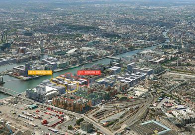 Last waterfront development site in North Docklands on sale for €120m