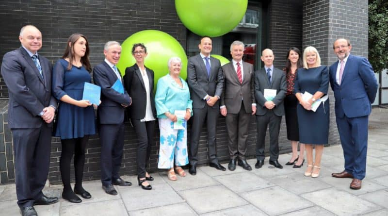 Taoiseach launches plans to develop new Grand Canal Innovation District
