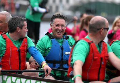€250,000 raised in Dragons at the Docks event