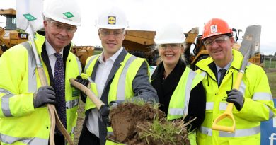 John Paul commences work on new €100m Lidl Distribution Centre