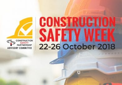 Industry highlights risks of working with and around construction vehicles