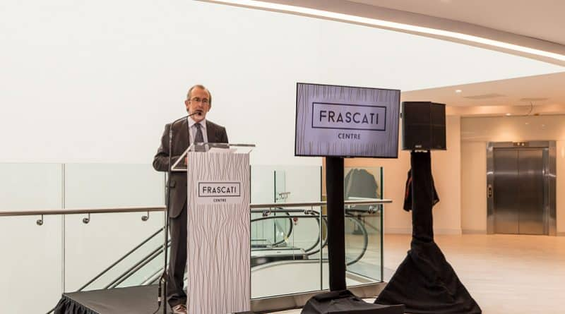 Phase 1 of new Collen refurbished Frascati Centre opens