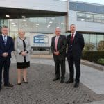 Minister Humphreys launches Entekra European HQ in Monaghan