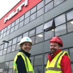 Ardmac awarded commercial fit out contract of Hilti Dublin head office