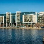 Airbnb lease 40,000 sq. ft. in Dublin's Reflector building