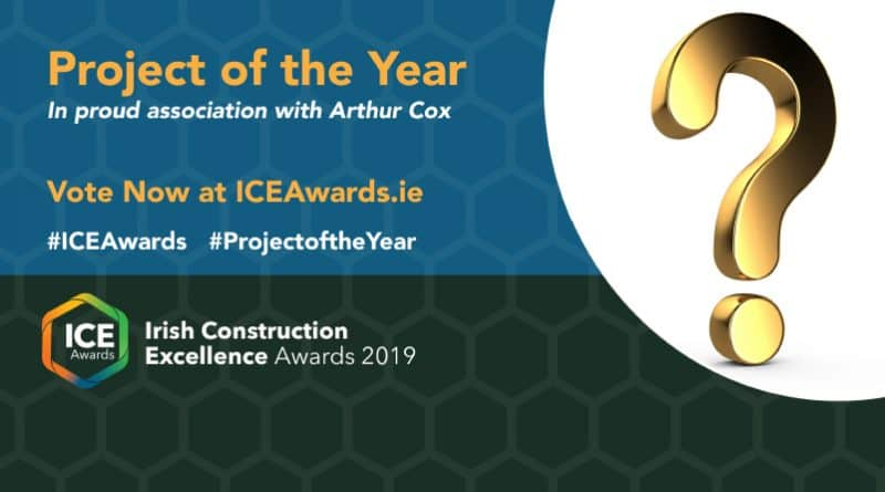 Voting Open for Ireland's 2019 'Project of the Year'
