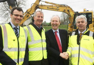Roadbridge to commence Sligo N4 Dual Carriageway project