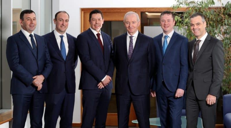 John Paul appoints new senior leadership team members