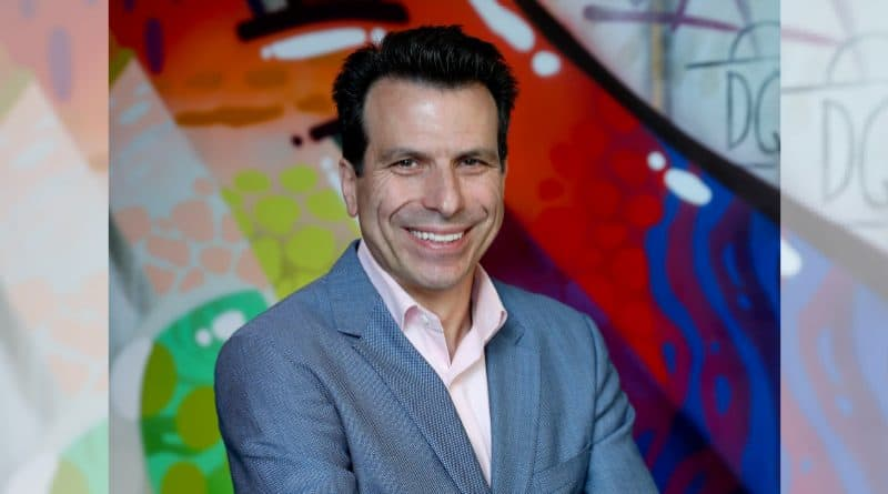 Building Design – An interview with Autodesk chief executive Andrew Anagnost