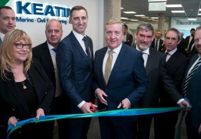 Keating opens new Dublin office