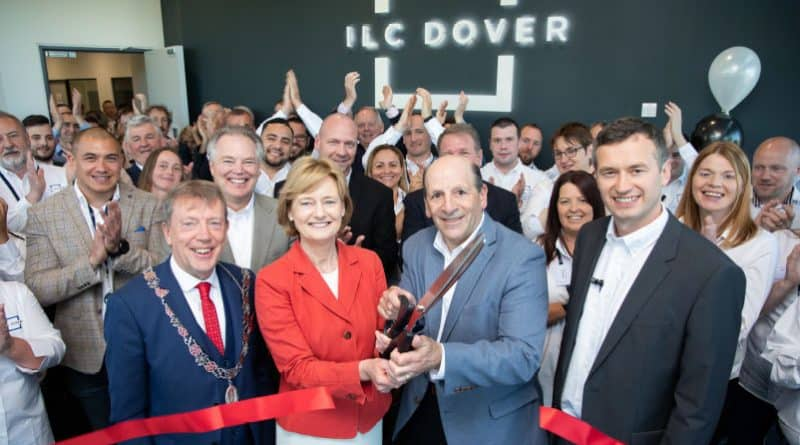 IIC Dover officially opens new production facility in Cork