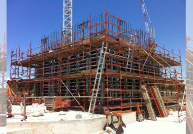 RMD Kwikform reintroduces Kwikstage Access scaffolding system into Ireland