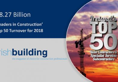 2018 Top 50 Turnover in excess of €8 billion