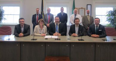 Atkins signs contracts for the N25 Waterford to Glenmore Technical Consultancy Services