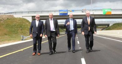 M11 Gorey to Enniscorthy PPP Motorway open
