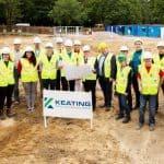 University of Limerick break ground on major new development