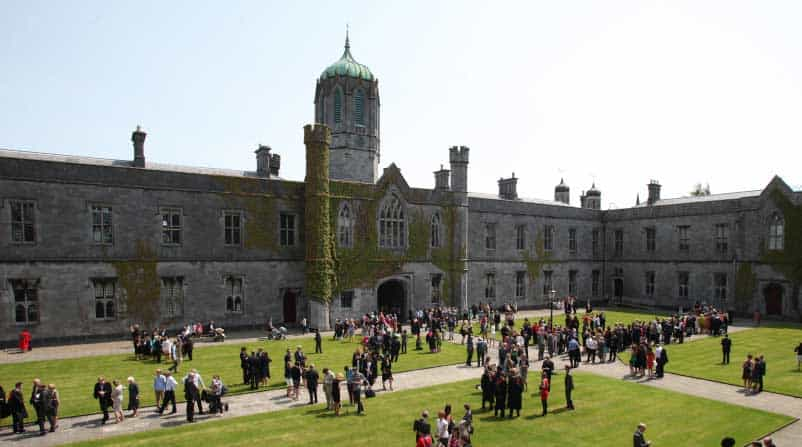 Nui Galway President Welcomes 15m Library Funding Announcement Irish Building Magazine Ie Ireland S Leading Construction News Information Portal