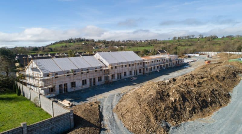 Minister for Housing visits next generation of sustainable social housing in Kerry