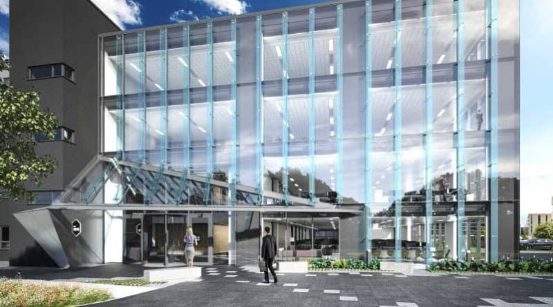 Dublin office rents over €60 per square foot sustainable