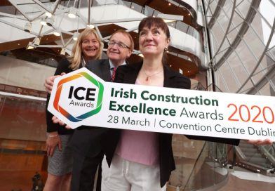 Call for entries to the Irish Construction Excellence Awards 2020 launched