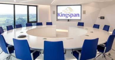 Kingspan opens new Global Innovation Centre IKON