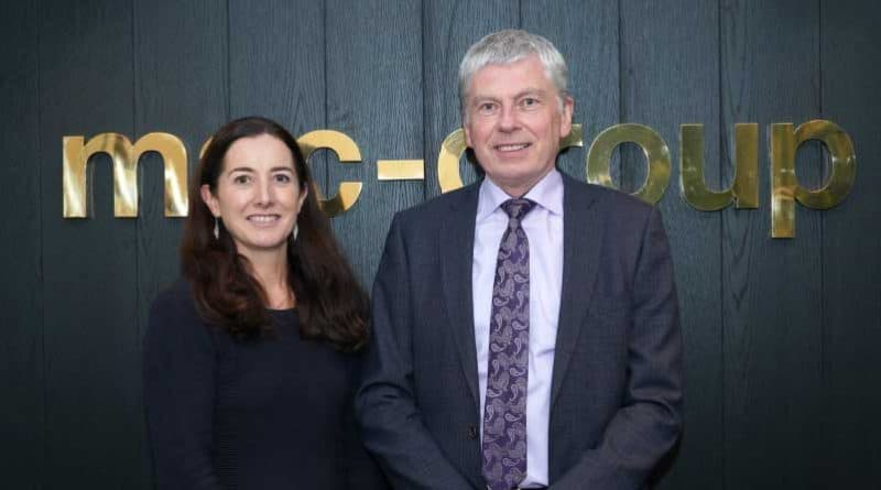 mac-group appoints new COO & CCO