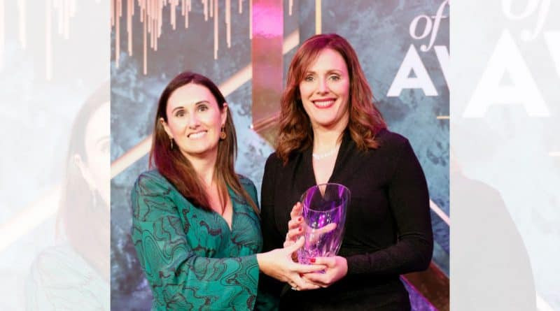 Tara Brennan named IMAGE Management Professional of the Year