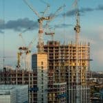 Sisk and Quintain host topping out ceremony for Wembley Park development