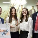 Sisk achieves Ibec KeepWell Mark