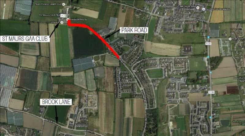 Fingal Council appoints contractor to start work on the Park Road Rush improvement project