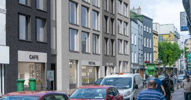 €25m regeneration plan unveiled for Cork's North Main Street