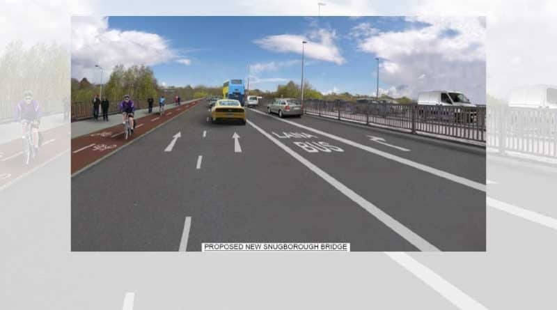 Fingal County Council invites tenders to upgrade Blanchardstown Snugborough Interchange