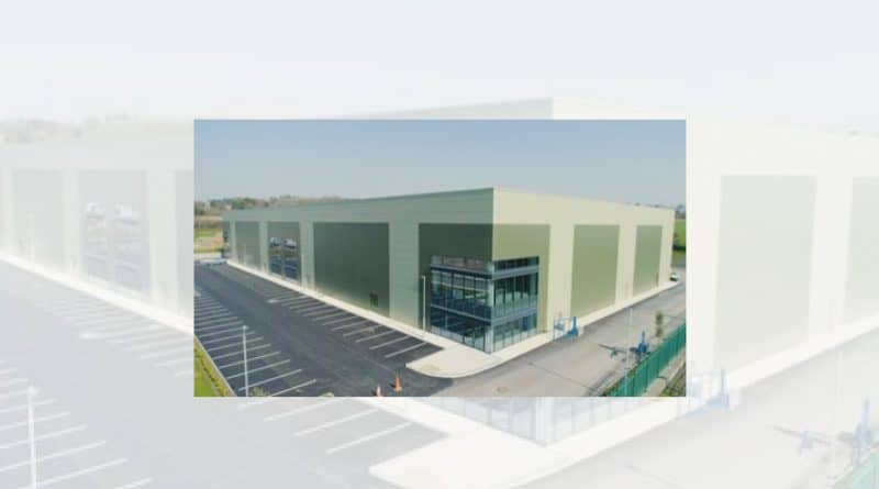 doTERRA selects Cork for first facility outside the U.S.