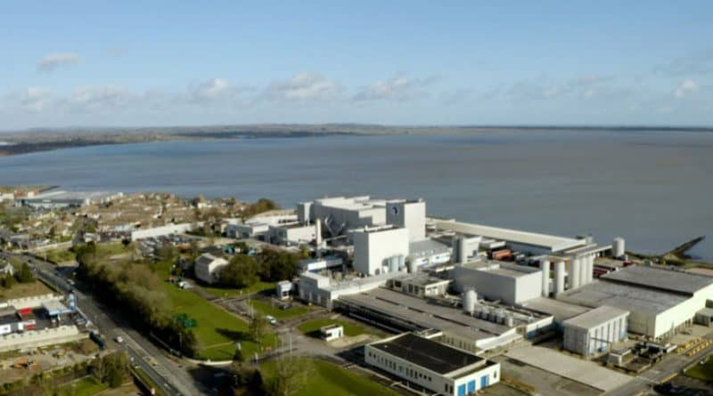 World's first carbon neutral infant formula plant for Danone Wexford
