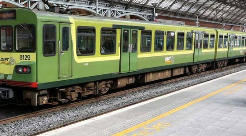 Atkins to develop DART network's Kildare Line expansion