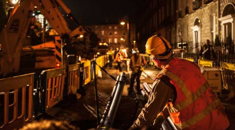 Gas Networks Ireland reminds contractors to 'Dial Before You Dig' during Construction Safety Week