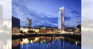 Ireland's tallest building gets the Green Light