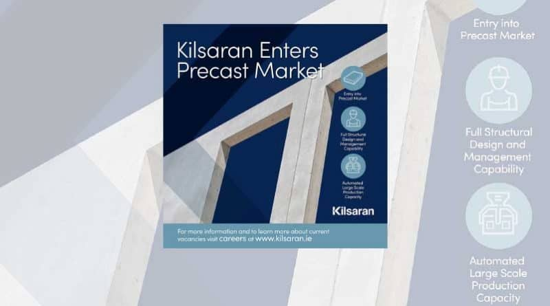 Kilsaran recruiting for new Precast Plant