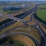 New Sallins Bypass opens