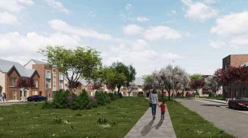 Maplewood Residential and Grandbrind Limited commence construction on 1,034-home development in Clondalkin