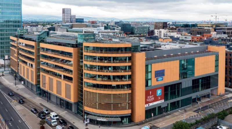 Dublin's Point Square development on the market for €75m